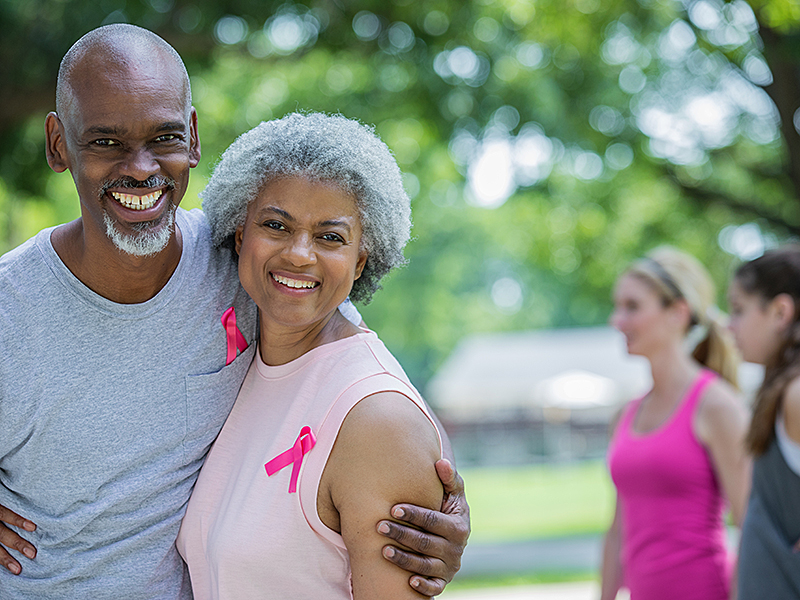 Breast Cancer: What Men and Women Both Need to Know Image