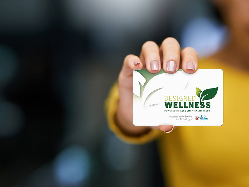 Designed Wellness Membership Cards